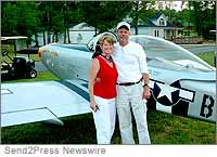 Ron Schreck record breaking flight