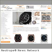 luxury watch retailer