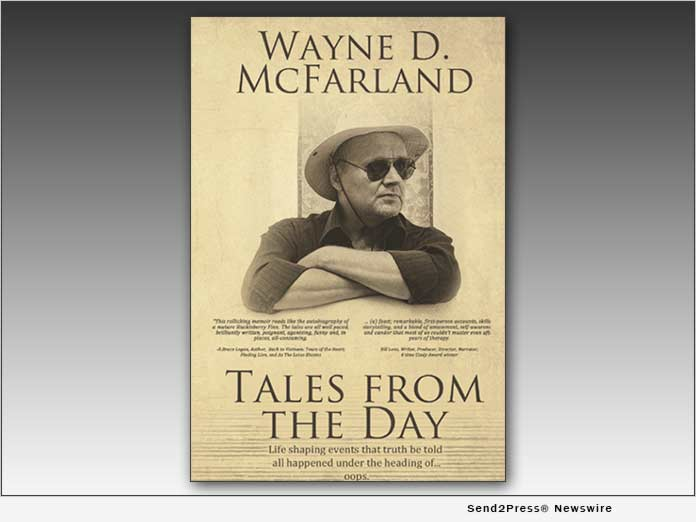 Tales From The Day - Wayne D. McFarland