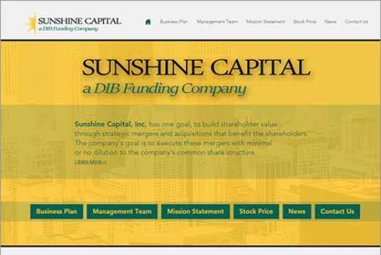 Sunshine Capital