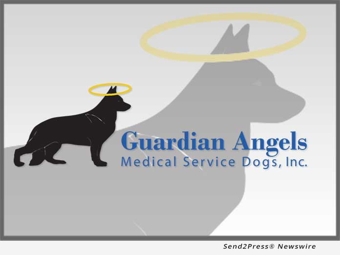 Guardian Angels Medical Service Dogs Inc.
