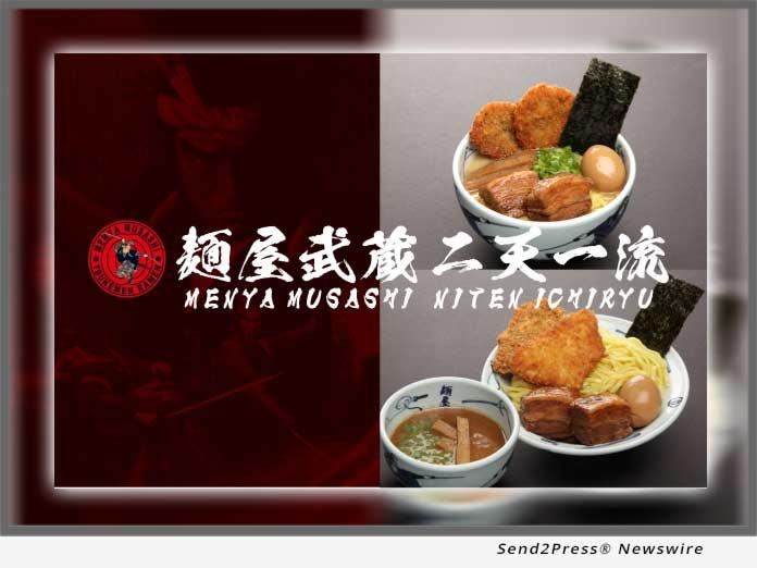 Menya Musashi Niten Ichiryu