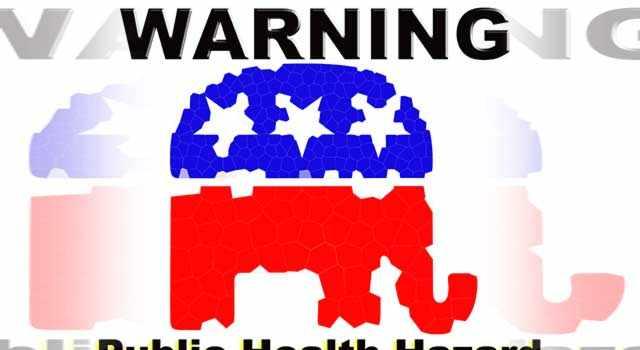 Opinion: GOP Warning Labels