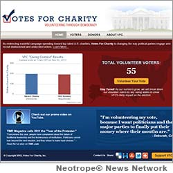 non-partisan charities.