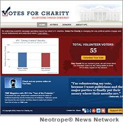 non-partisan charities.