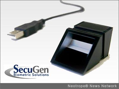 eNewsChannels: biometric readers