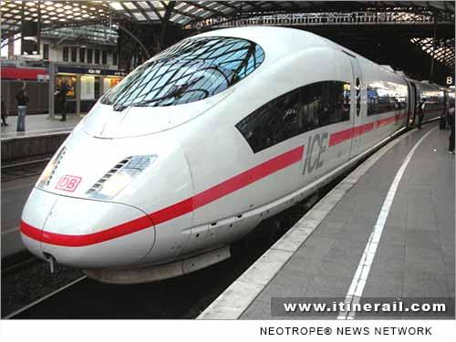 eNewsChannels: European rail journey