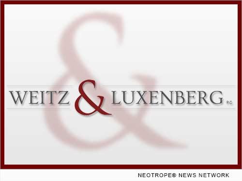 Weitz and Luxenberg P.C.