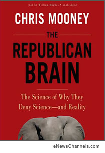 'The Republican Brain' by Chris Mooney