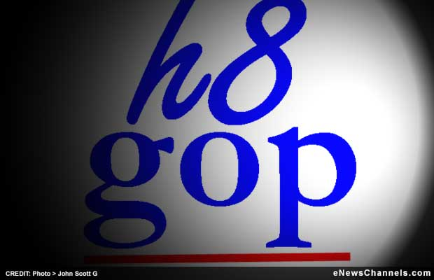 Opinion: h8 gop