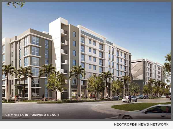 City Vista Apartments Pompano Beach
