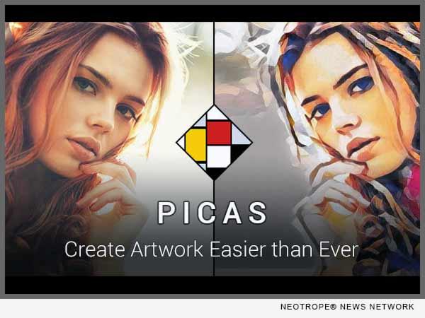 Picas Photo Artwork