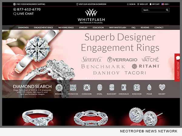 Whiteflash Launches its New Responsive Diamond