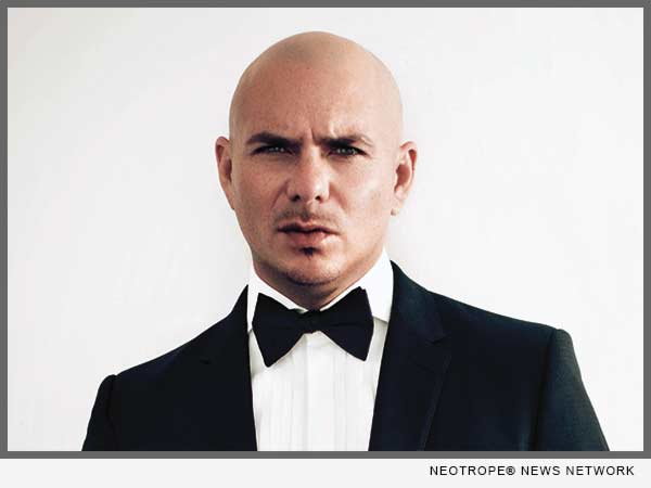 Singer and Grammy Winner Pitbull