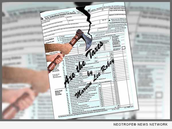 Axe the Taxes