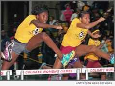 Collegiate Track Stars