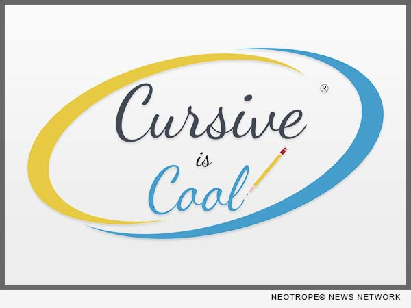 Cursive is Cool Handwriting Contest Launches on 41st Anniversary of National Handwriting Day