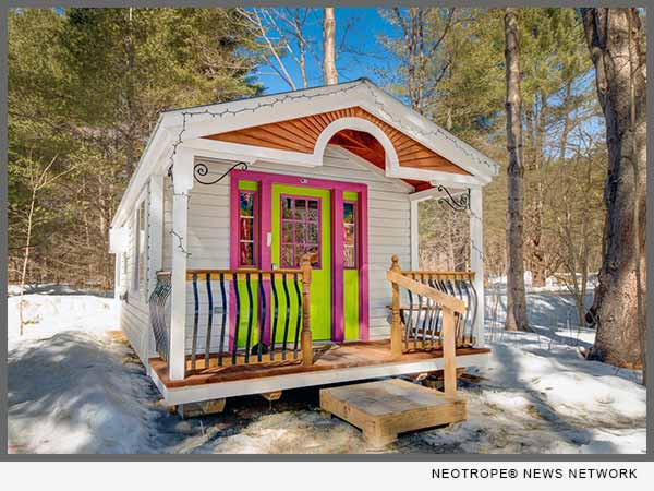 tiny house cottages - Tiny House Financing
