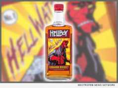 Hellboy Hell Water Whiskey