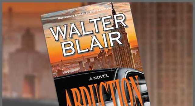 Walter Blair - Abduction book