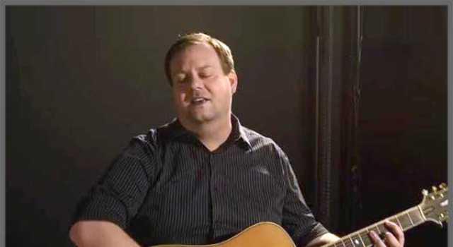 Singer Gary McGrath