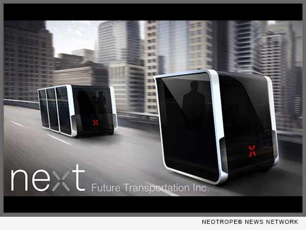 NEXT Future Transportation Inc.