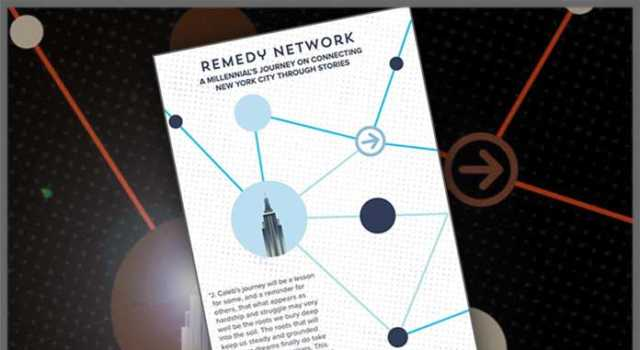 Remedy Network: A Millennial's Journey on Connecting New York City Through Stories