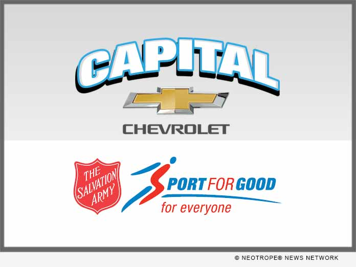 Capitol Chevrolet Raleigh Nc >> Capital Chevrolet In N C To Provide The Salvation Army With