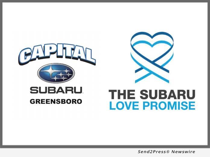 Capital Subaru of Greensboro