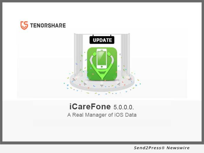 Tenorshare Co. Ltd.