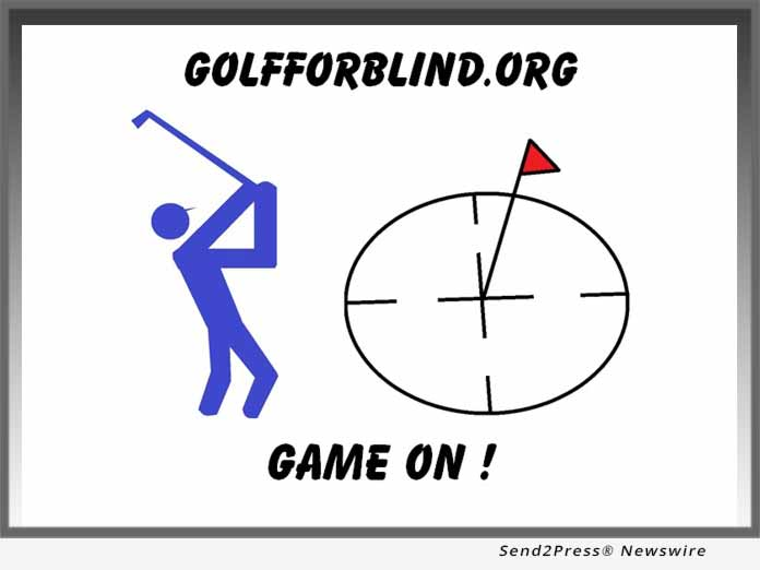 Golf For Blind Inc