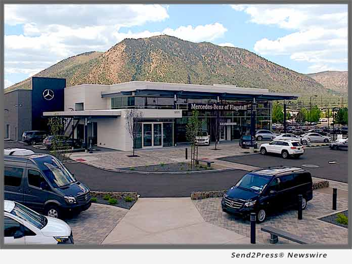 Mercedes-Benz of Flagstaff Celebrates Grand Opening in ...