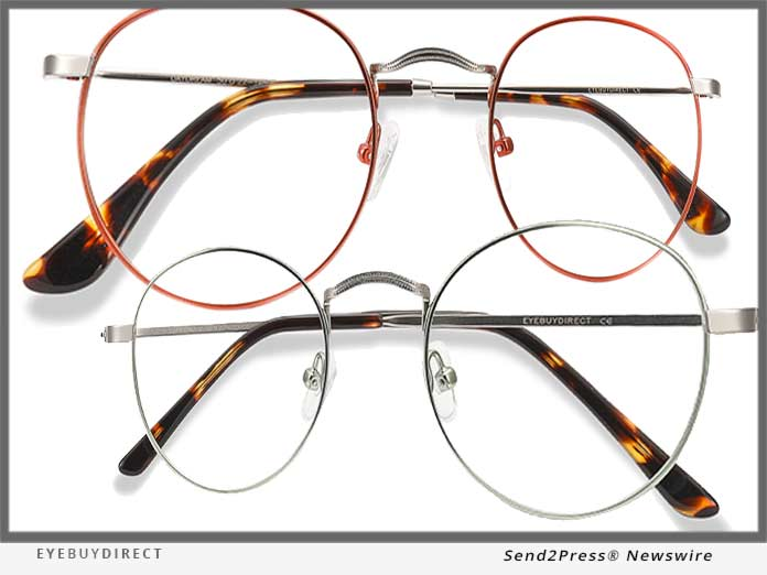 6d9f8c456c EyeBuyDirect Introduces Limited 2018 Holiday Eyewear Colors for Most Popular  Frames