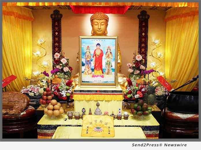 True Buddha Dharma Center