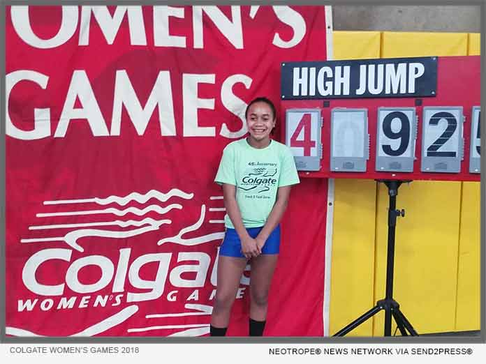 Colgate Women's Games