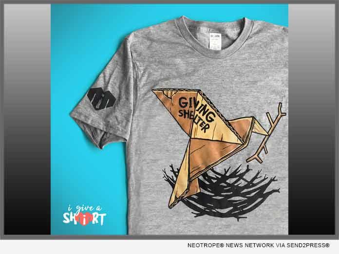 I Give a Shirt Inc.