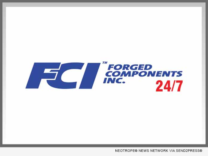 Forged Components Inc