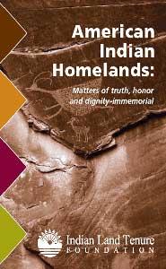 American Indian Homelands