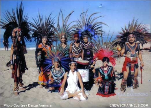 Tribes of Americas Oceandance in Mexico