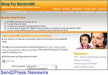 Shop for Bandwidth
