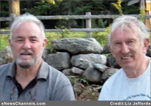 Jeff Munger and Jim Jeffords