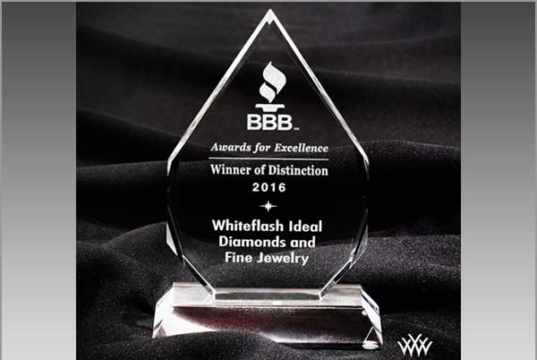 2016 BBB Winner of Distinction