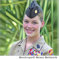 National Young Marine of the Year