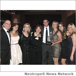 Ernst and Young award