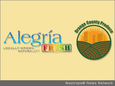 eNewsChannels: Alegria Fresh