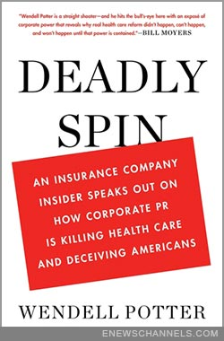 Deadly Spin book