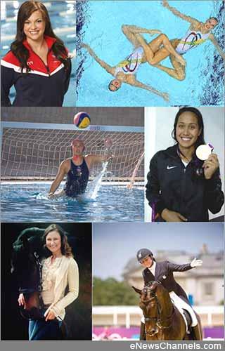 Women in sports - Olympians