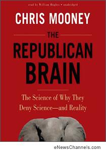'The Republican Brain' by Chris Mooney