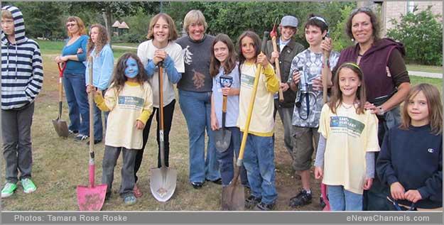 Earth Guardian Kids - credit Tamara Rose Roske