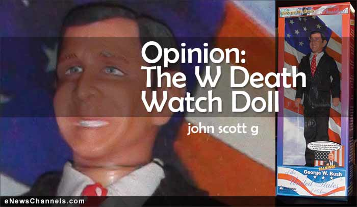 The W Death Watch Doll